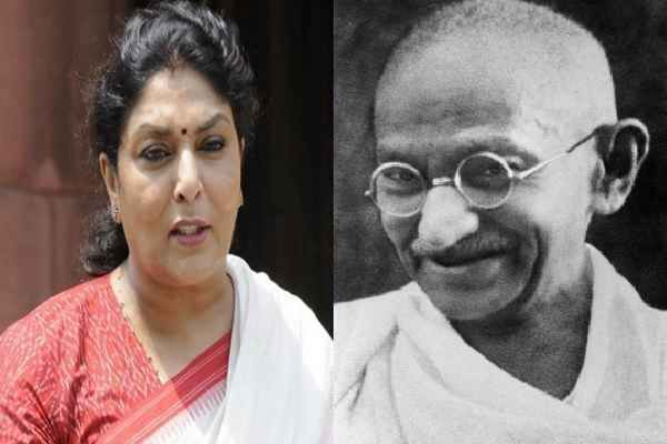 congress-mp-renuka-chaudhary-counter-attack-shrikrishna-kulkarni