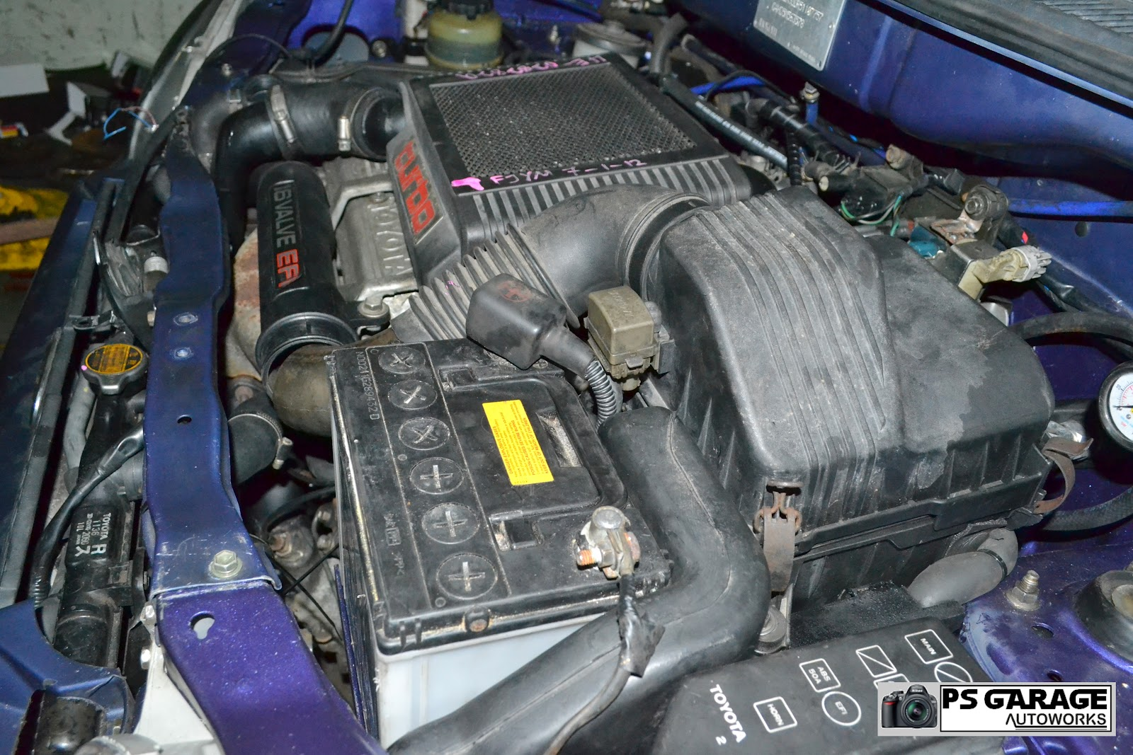 Proton Wira Modified Engine Together With Wiring Pada Soket Wiring