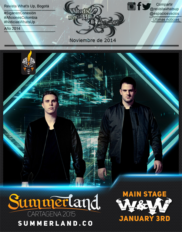 Holanda-W&W-Summerland-2015