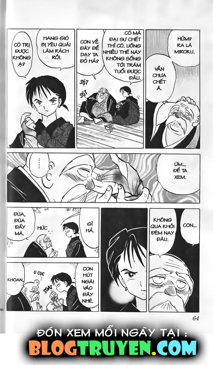 Inuyasha vol 11.4 trang 7