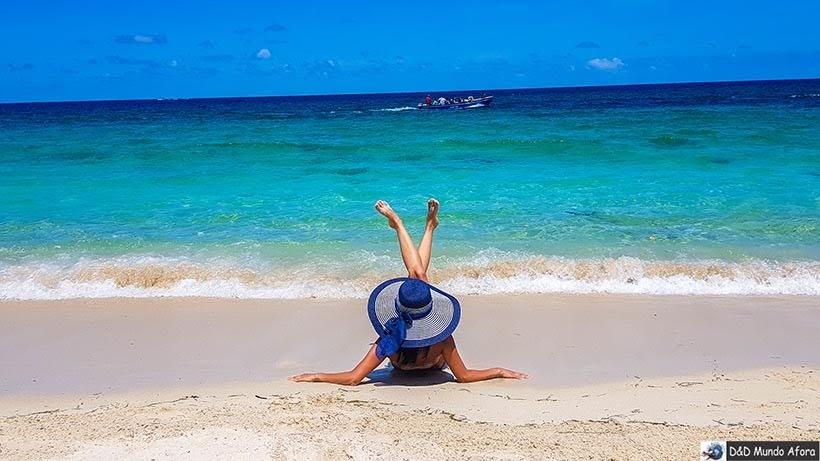 Playa Blanca na Isla Baru - Diário de bordo: 4 dias em Cartagena