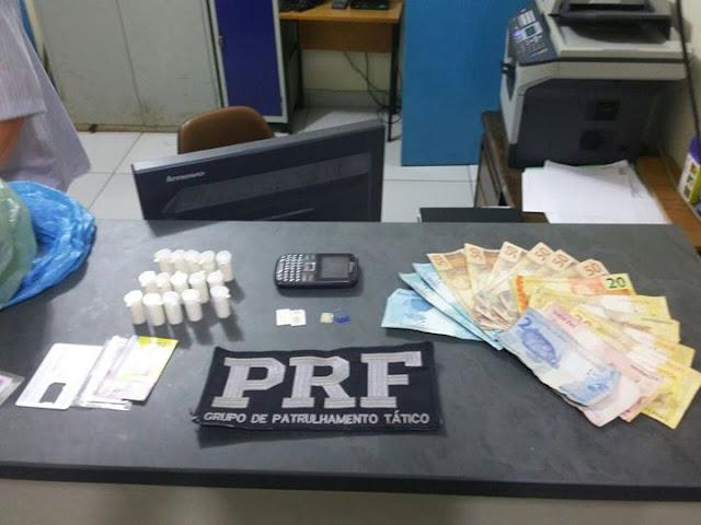 PRF prende traficante que vendia drogas a caminhoneiros em Miracatu