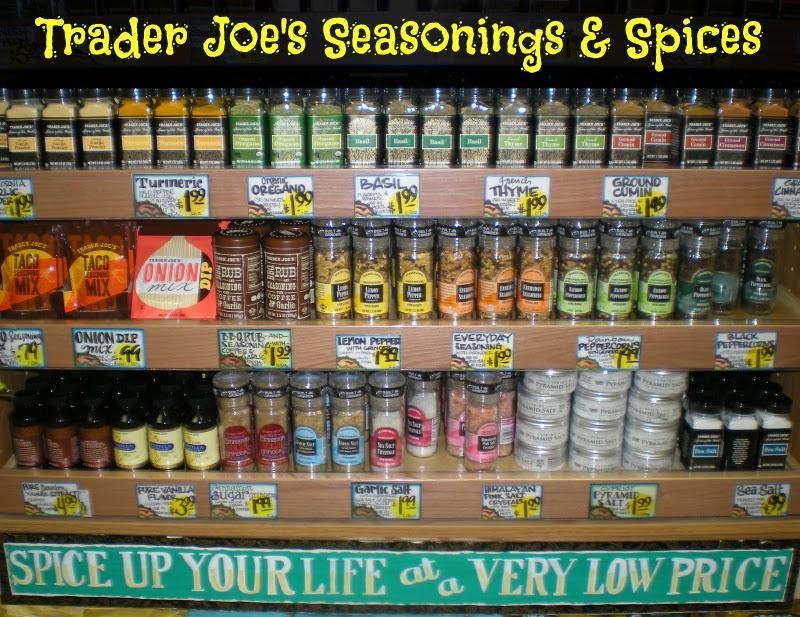 Trader Joe's Seasonings