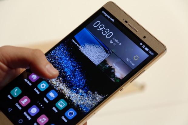 Come rimuovere SIM Huawei Ascend P9