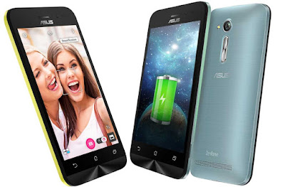 Asus Zenfone Go ZB450KL Specifications - Inetversal