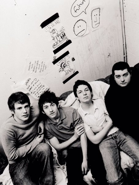 glyn jones arctic monkeys - 10 Things You Might Not Know About Arctic Monkeys Indie88