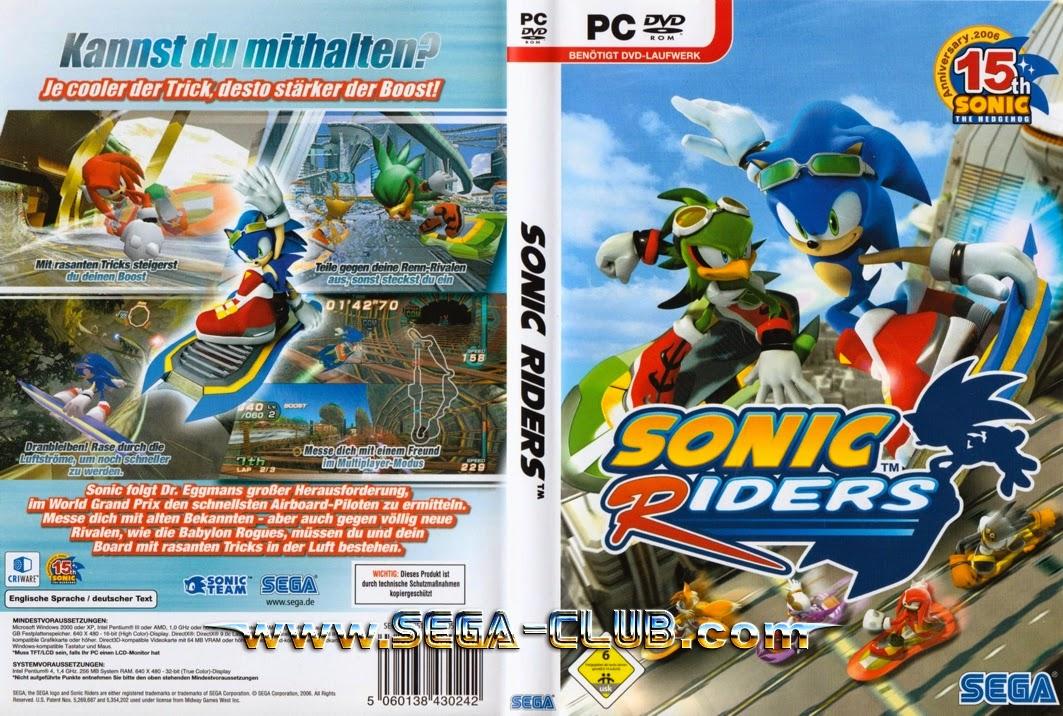 Sonic riders: zero gravity full game free pc, download, play.