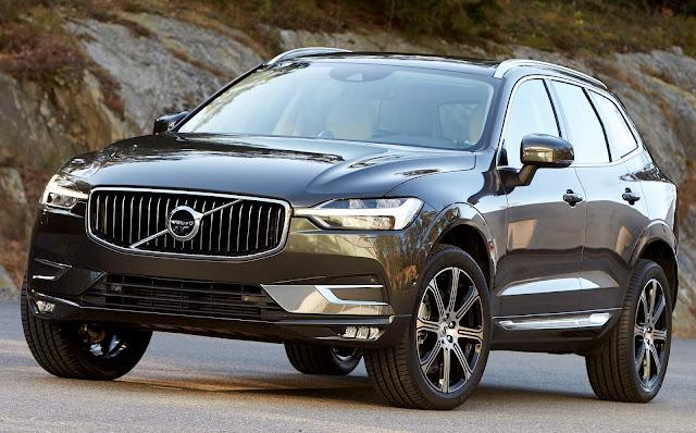 novo Volvo XC60 2018 - Brasil