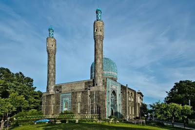 WOW - Ternyata Ada Masjid Soekarno di Russia - Begini Sejarahnya, Anak Bangsa wajib Baca!