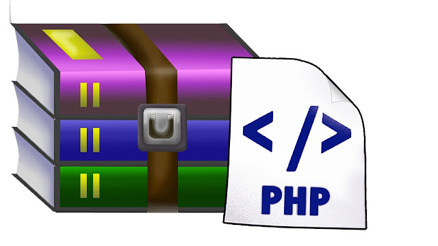 Extract ZIP File Using PHP Code