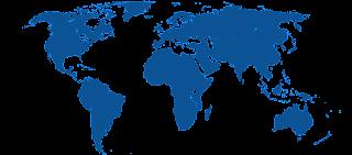 Le Chameau Bleu - Mappemonde - Voyage à New York - Bonnes Adresses