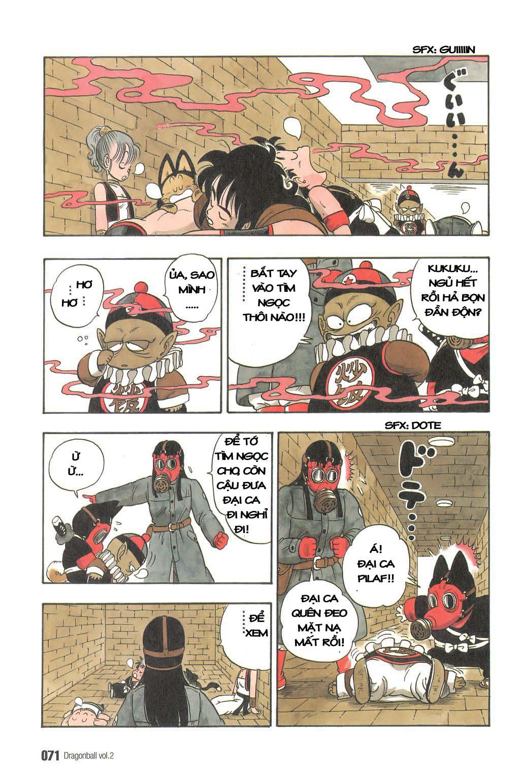 Dragon Ball chap 19 trang 10