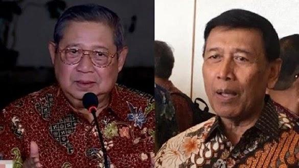 Soal Perusakan Atribut, SBY: Maaf, Saya Beda Pendapat dengan Pak Wiranto
