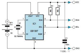 Time Transporter Circuit Diagram