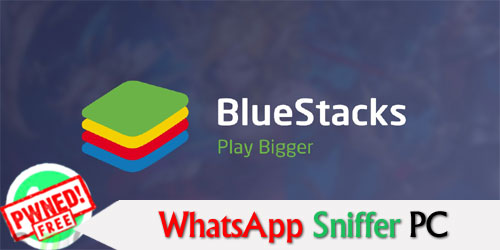 WhatsApp Sniffer for PC by Bluestacks