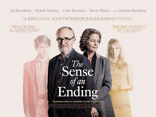 The Sense of an Ending Banner Poster
