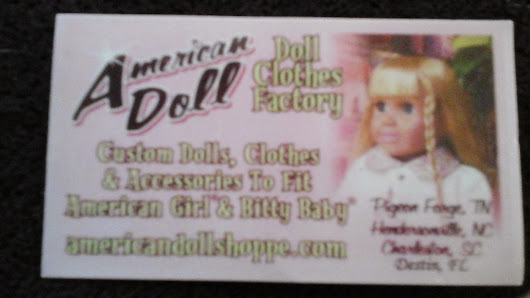 Cheaper ag dolls!!
