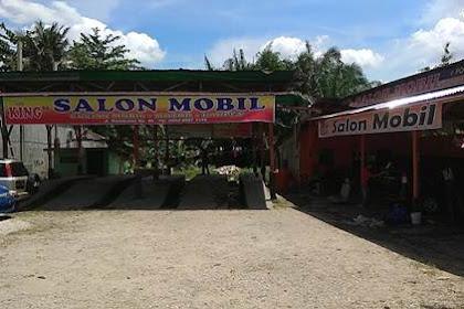 Lowongan Salon Mobil King 89 Pekanbaru Desember 2018