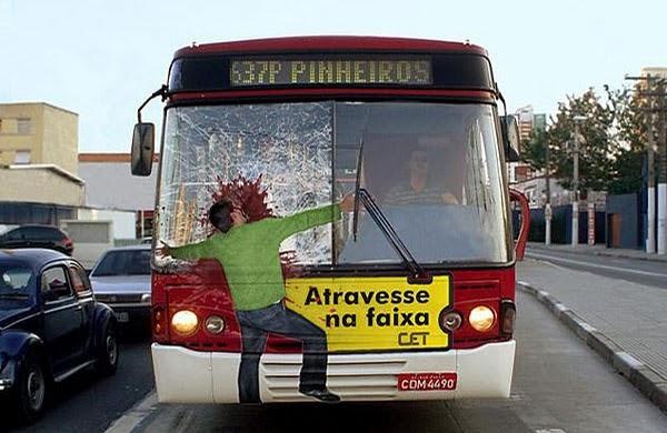 Desi Funda: Funny Bus Ad