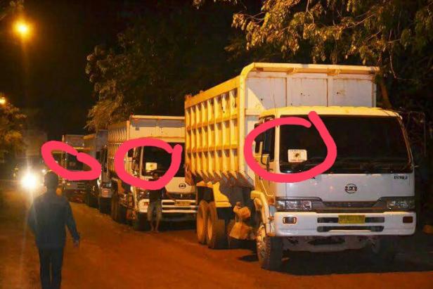 Walikota Batam Diminta Cabut Ijin PT.Silma Sunter Agung : Armada Dump Truck Cut And Fill Untuk Reklamasi