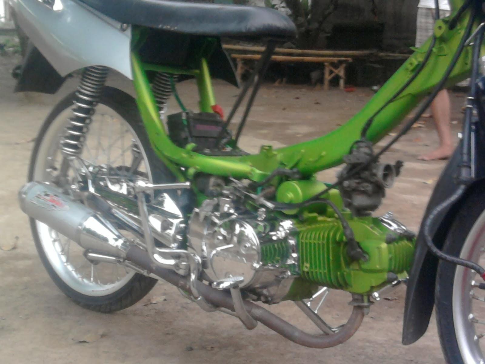80 Gambar Motor Drag Kirana Terlengkap Ranting Modifikasi