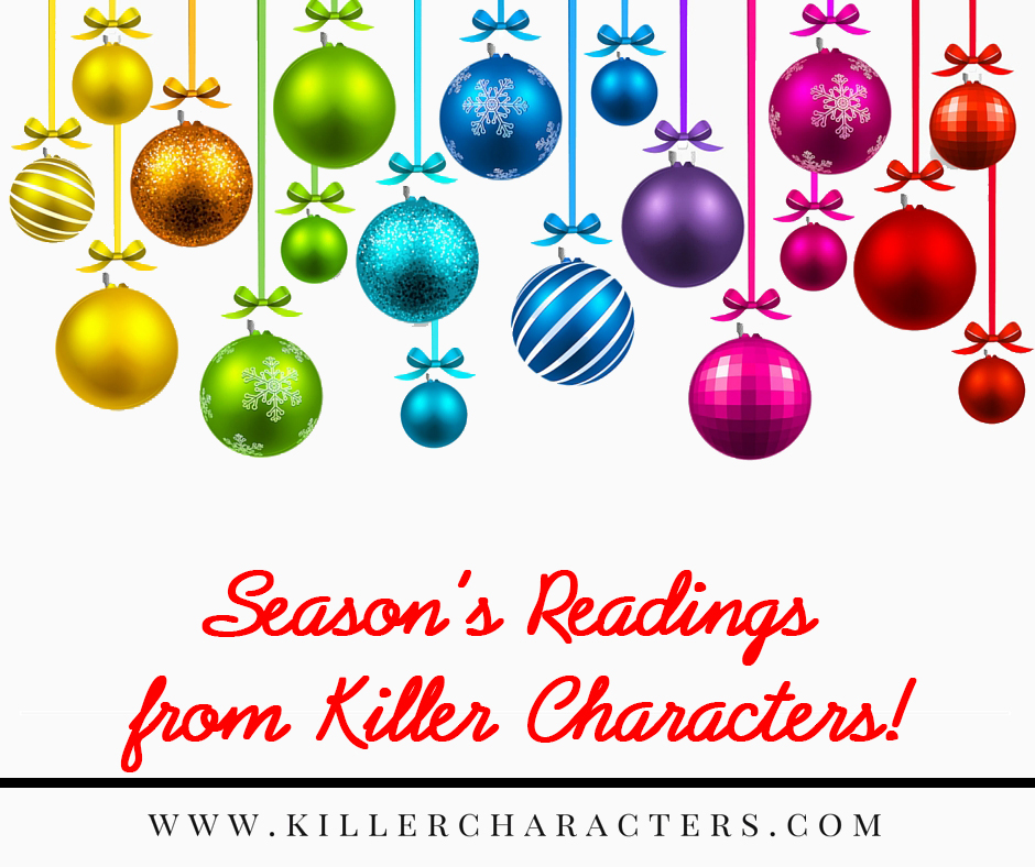 Christmas Help Wanted.Killer Characters Planning A Christmas Menu Help Wanted