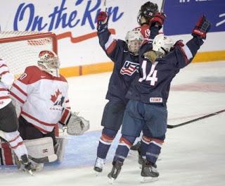 HOCKEY HIELO - Mundial femenino 2016 (Kamloops, Canadá): Estados Unidos se corona campeón por la mínima