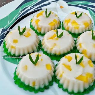 Resep Cara Membuat Kue Hunkwe Nangka