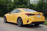 First Drive: Lexus RC350 F Sport