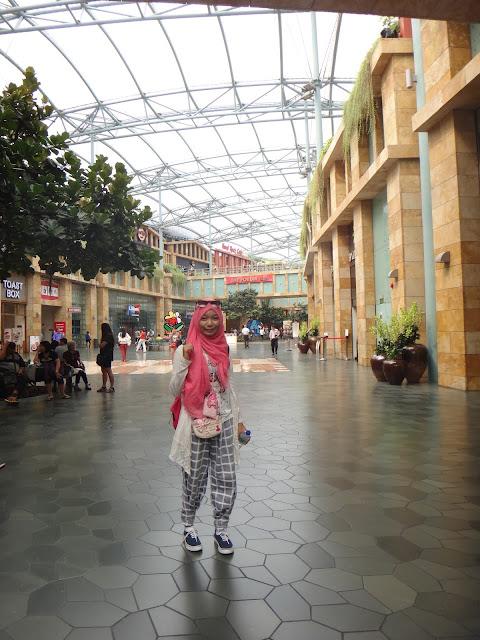 suasana di Sentosa Island Singapore