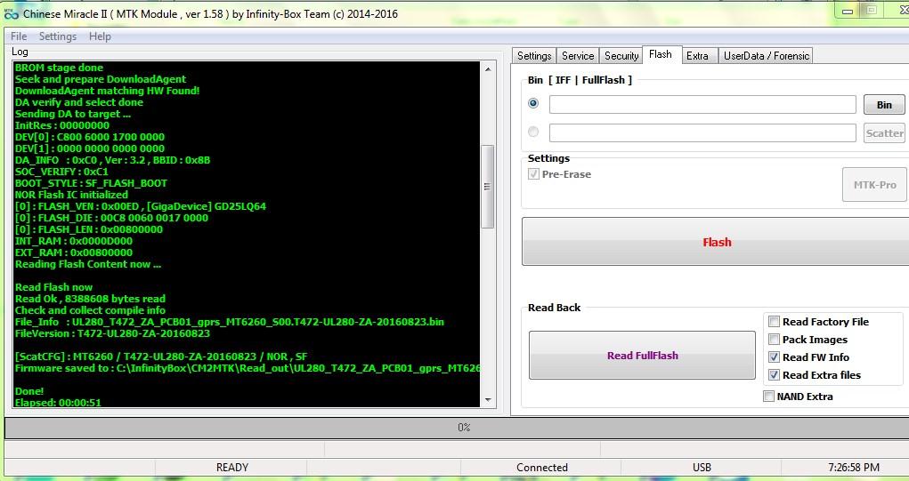 Tecno T472 UL280 ZA Flash File Free Download - GSM Hazara
