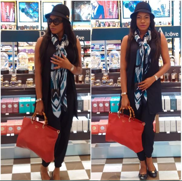 Chika Ike Shares Photos From Her Pre-Birthday Vacation in Paris