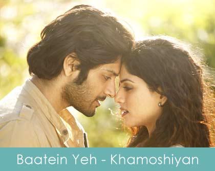 Baatein Ye Kabhi Na-Khamoshiyan Full Piano Notes (Arijit Singh ...