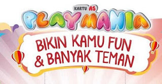 Layanan Telkomsel Kartu As PlayMania