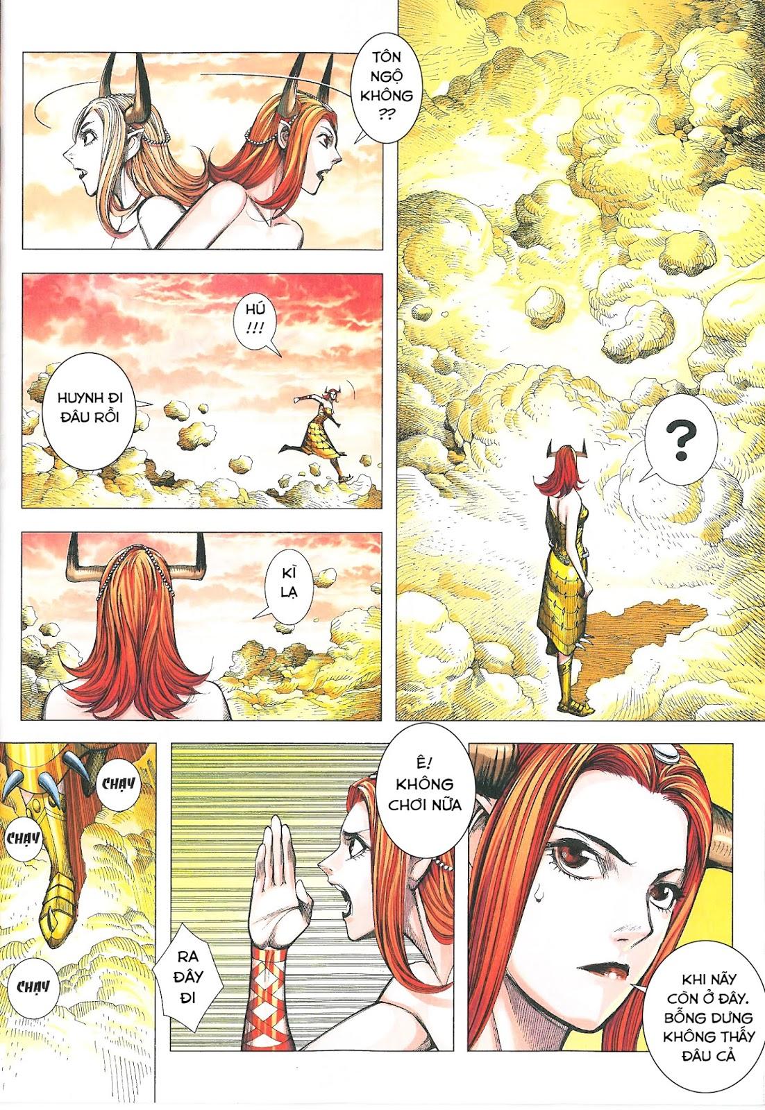 Tây Du chap 182 - Trang 29