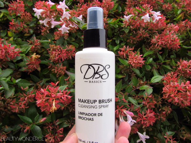 makeup brush cleansing spray dbs