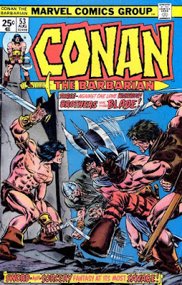 Conan the Barbarian #53
