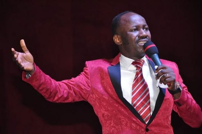 YOU MUST READ: Apostle Johnson Suleman releases 50 shocking 2018 prophesies about Nigeria, Osinbajo, others