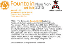 Fountain Art Fair 2012