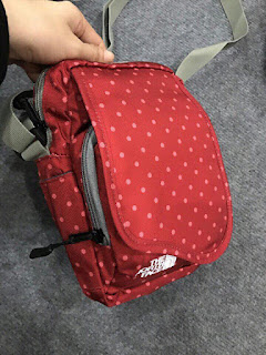 Túi The North Face  vnxk, size 22*15*6cm ,