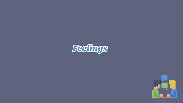 Unit 1 - Feelings