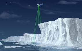 NASA's climate-monitoring space laser