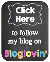 Follow here for Bloglovin