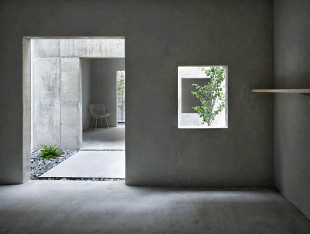 Case giapponesi contemporanee casa a koamicho makoto for Case contemporanee