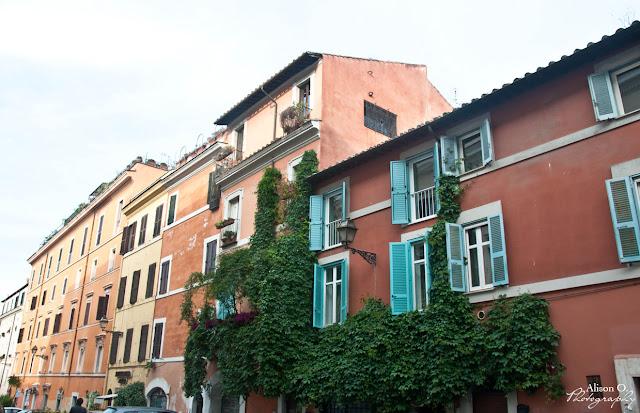 citytrip Rome vacances Trastevere voyage
