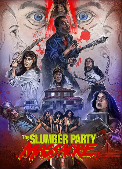 Slumber party massacre 4