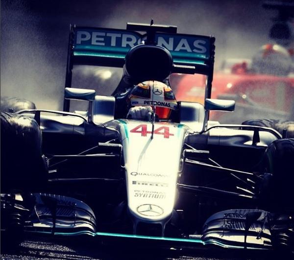 Lewis Hamilton Gran Premio Hungría