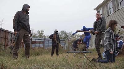 Making of The Walking Dead Season 7: Episode 16