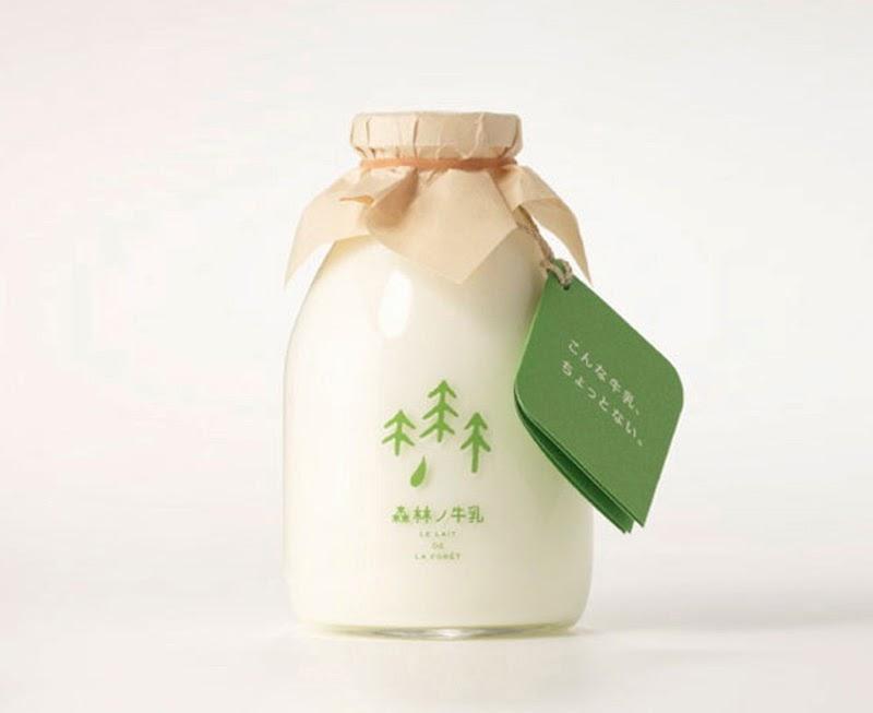 Los mejores diseños de packaging para leche