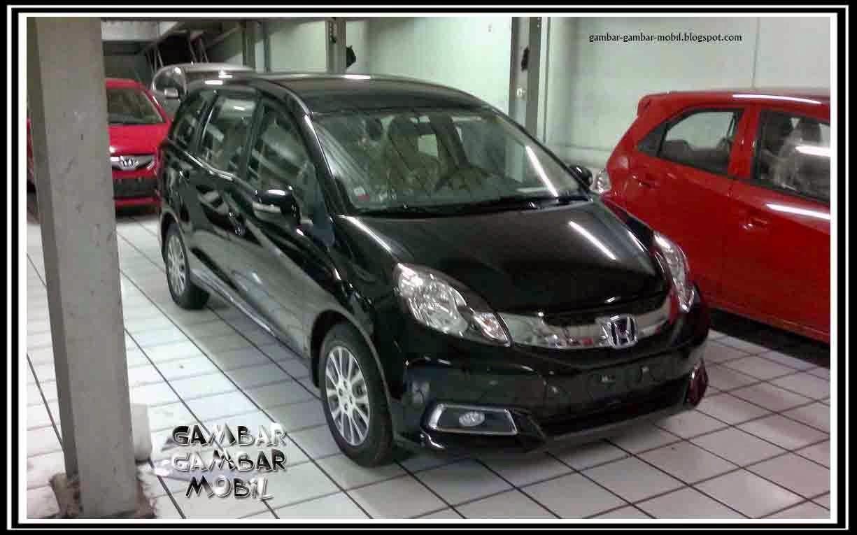 Gambar mobil honda mobilio terbaru Gambar Gambar Mobil